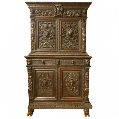 Late 16th Century Italian Cupboard