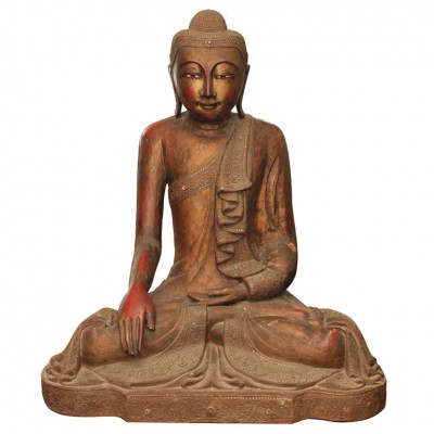 19th Century Thai Buddah