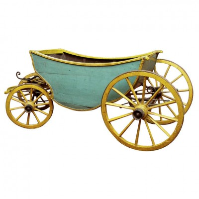 18th C CHILDS CABRIOLET