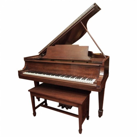 Steinway Model M Grand Piano 1918