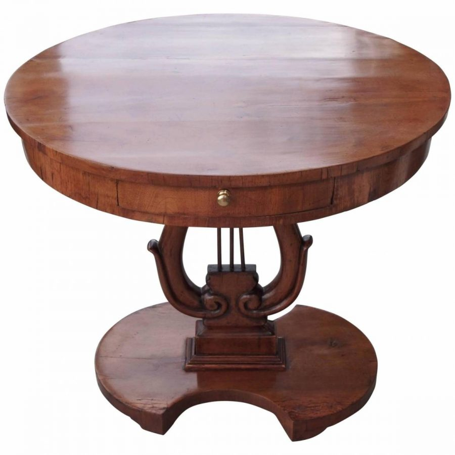 German Biedermeier Table