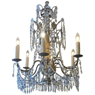 Small Scale Genovese Chandelier