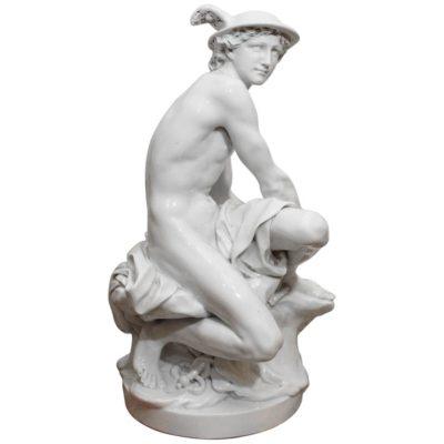 Sevres Blanc de Chine Hermes