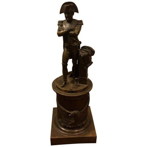 French Bronze of Napoleon