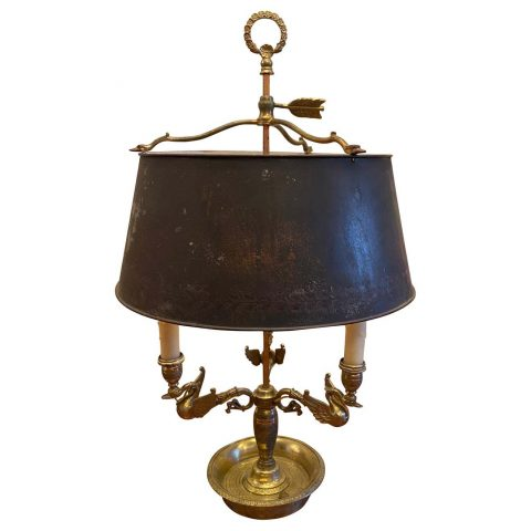 French Biotte Lamp